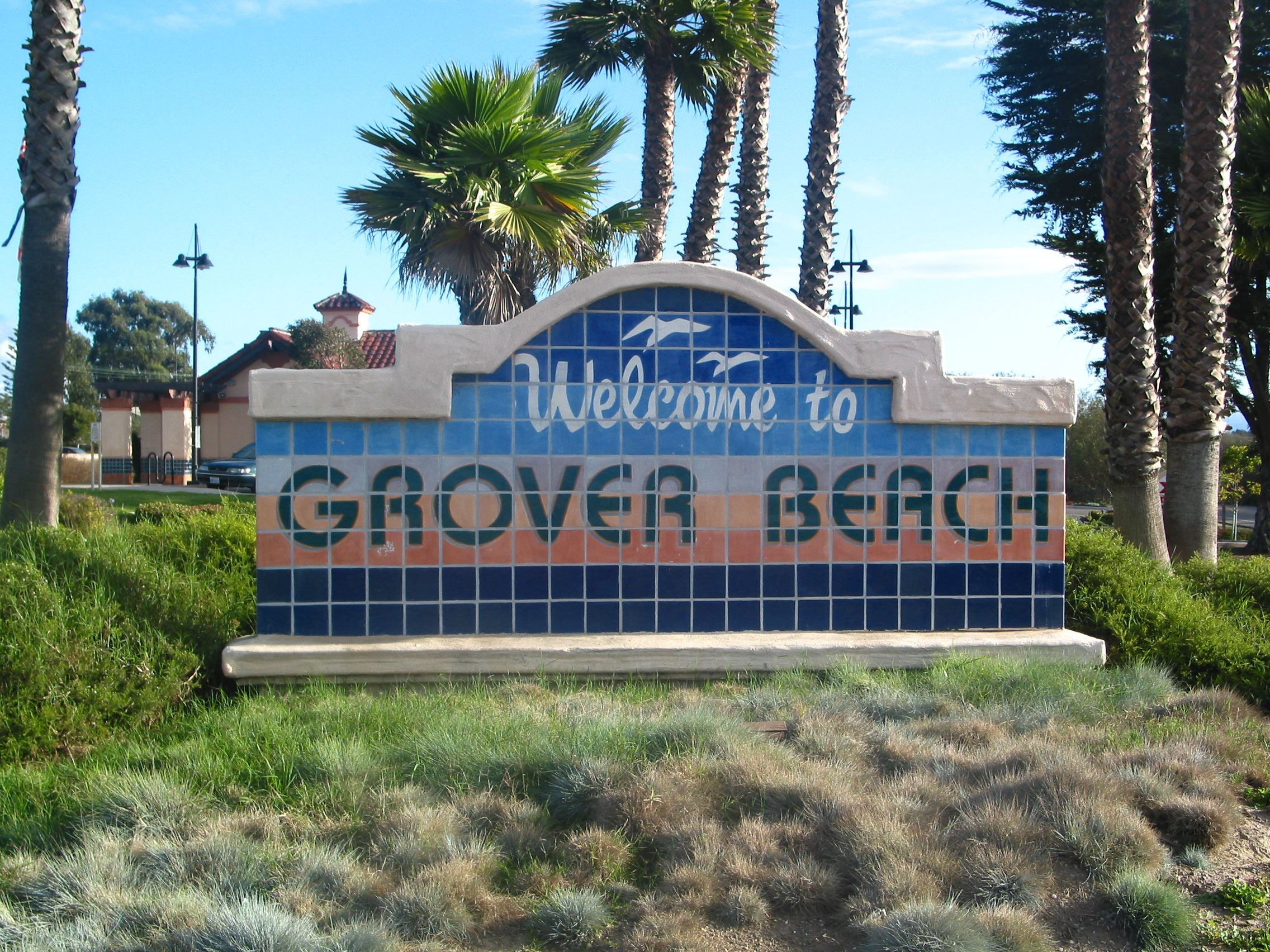 Welcome to Grover Beach - Hwy 1 - photo1