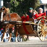 Annual Grover Beach Holiday Parade - photo courtesy of Sam Greeley