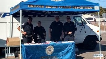 Grover Beach PD - National Night Out